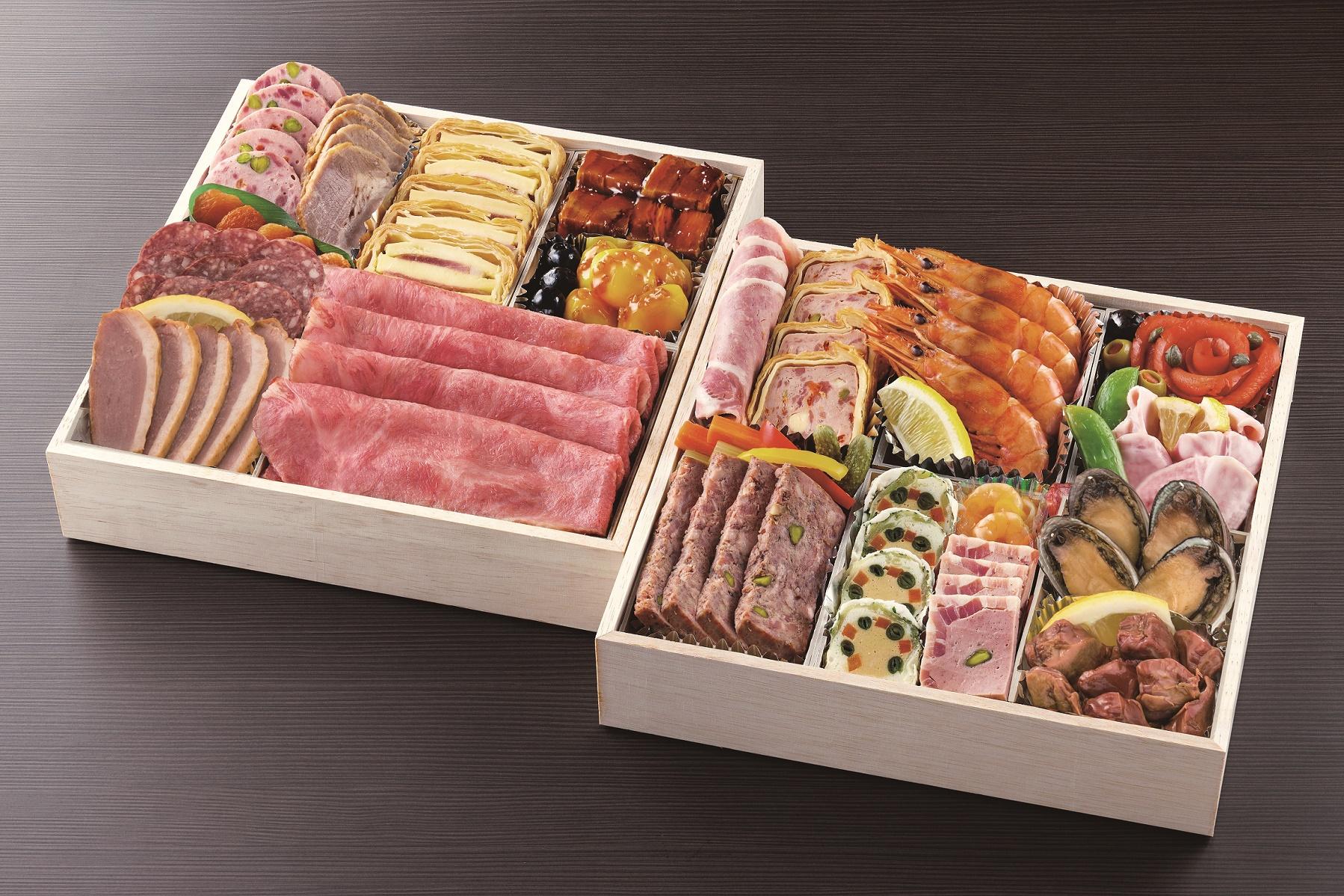 ローストビーフの店鎌倉山洋風おせち料理