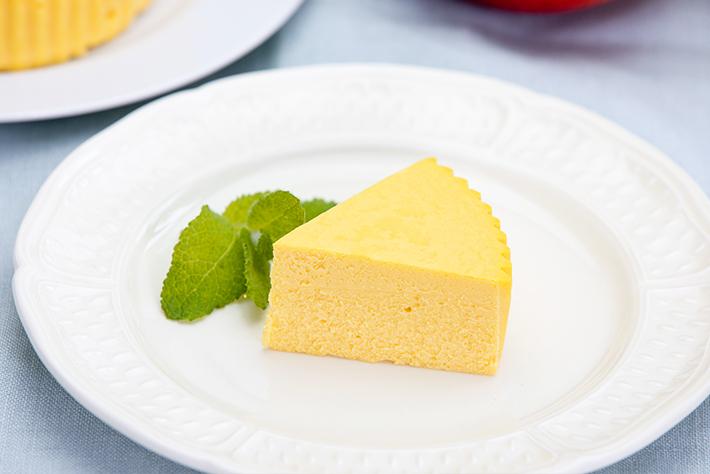 贈り物に鎌倉山チーズケーキ