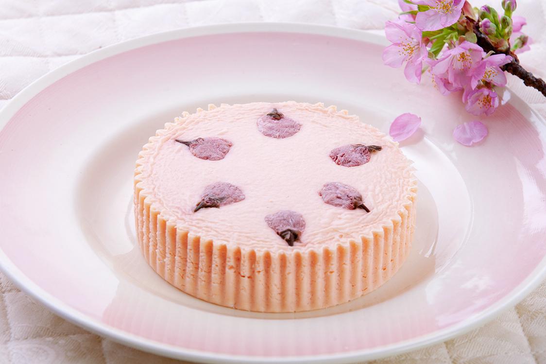 【季節限定】 さくらチーズケーキ詰合せ
